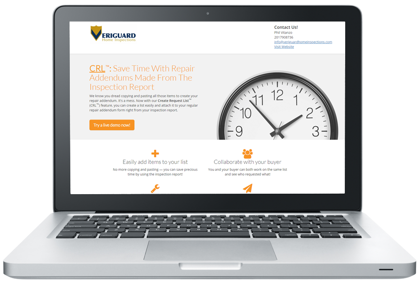 Veriguard Uses HomeGauge's CRL™