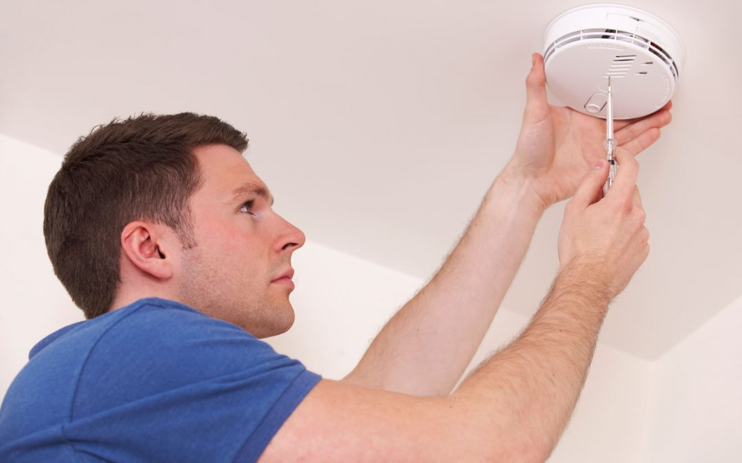 The Best Placement of Smoke Detectors in the Home