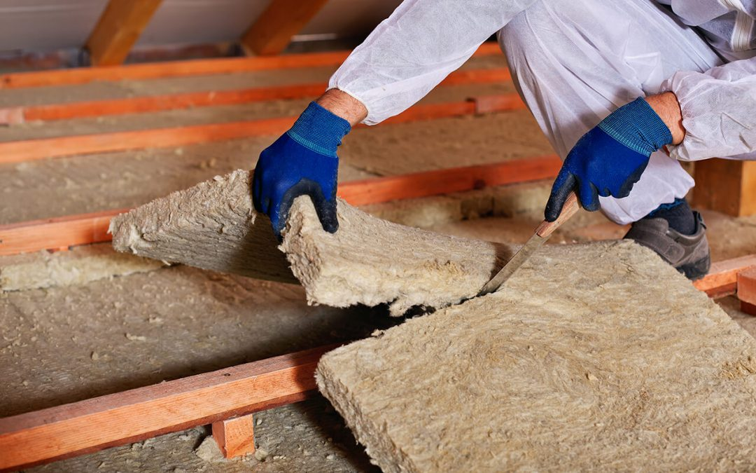 Enjoy a more energy-efficient home by installing insulation